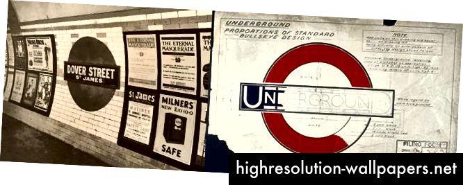 Billedet kommer fra London Transport Museum