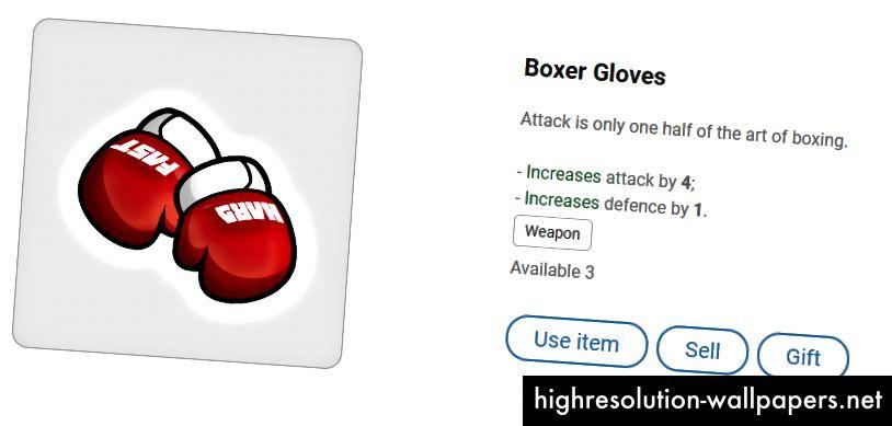 Boxerhandsker betragtes nu som et våben
