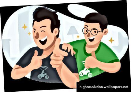 Vi ønsker at være vores brugers ven, så vi taler på en måde, der kan relateres til dem, og det betyder afslappet og samtale. Ligesom vi i den daglige samtale med en ven, er slangs og lokale kvittespidser inkluderet!