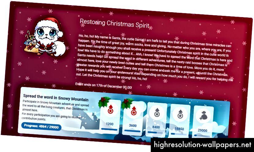 Восстановление духа Рождества!