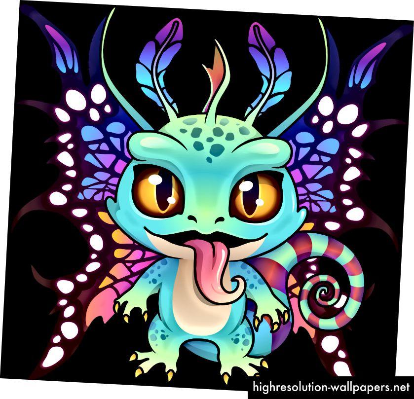 Fairy Dragon: ¡chica única disponible en preventa de Tron!