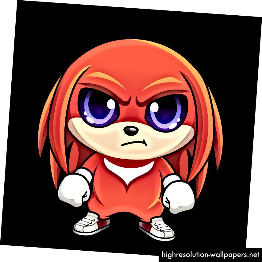 Red Hedgehog: ¡belleza única disponible en preventa de Tron!