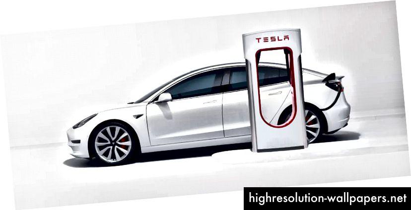 Billede af Tesla.com