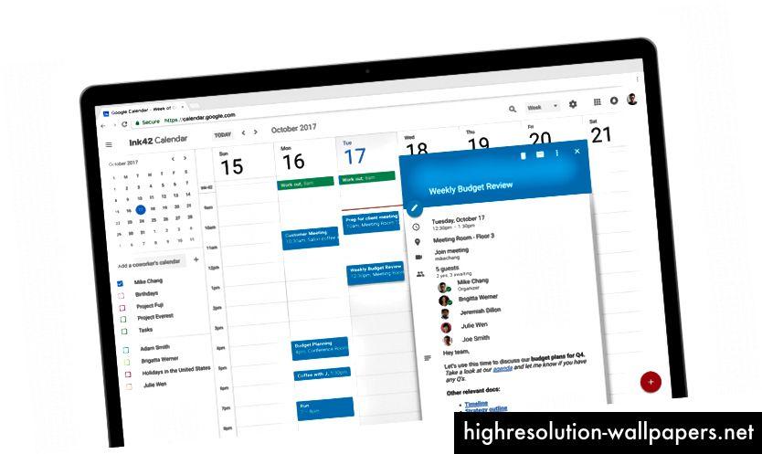 Google je uveo promjene u korisničkom sučelju i ponašanju Google Kalendara, proizvoda koji se nije mnogo mijenjao u mnogo godina. Upozoravajući i dopuštajući im da se uključe u nekoliko mjeseci, Google je osnažio svoje korisnike da odluče kada će promijeniti svoje mentalne modele kako proizvod treba raditi.