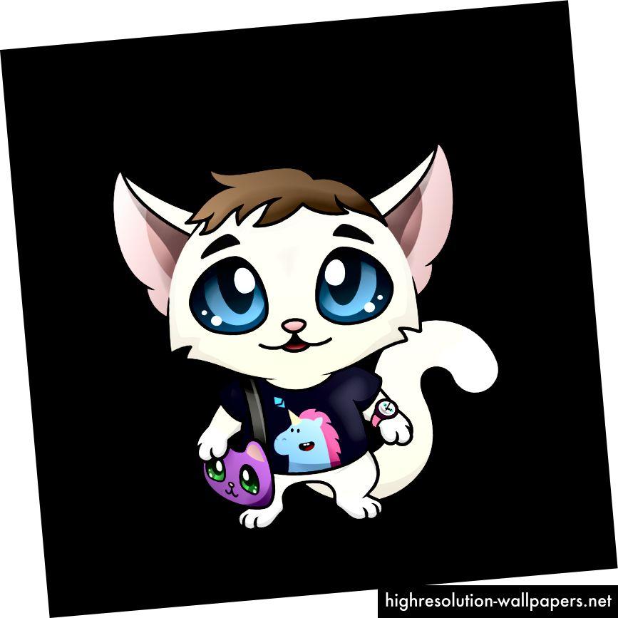 Αναγνωρίστε τον τύπο; Οχι? Είναι πραγματικά ένα cutie που γίνεται σε σχέση με Vitalik Buterin, συνιδρυτής της Ethereum.