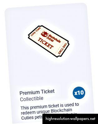 Bilet Premium