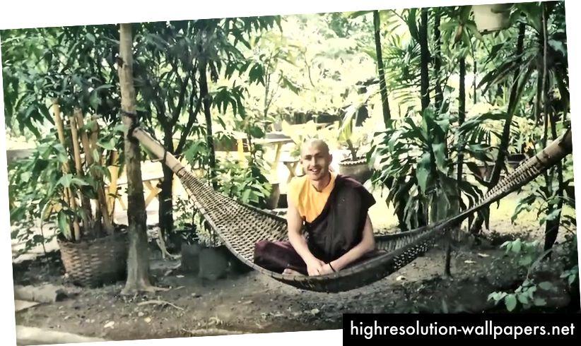 Andy i Himalaya