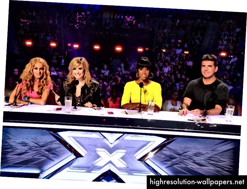 Quella sensazione di X-Factor di essere giudicata