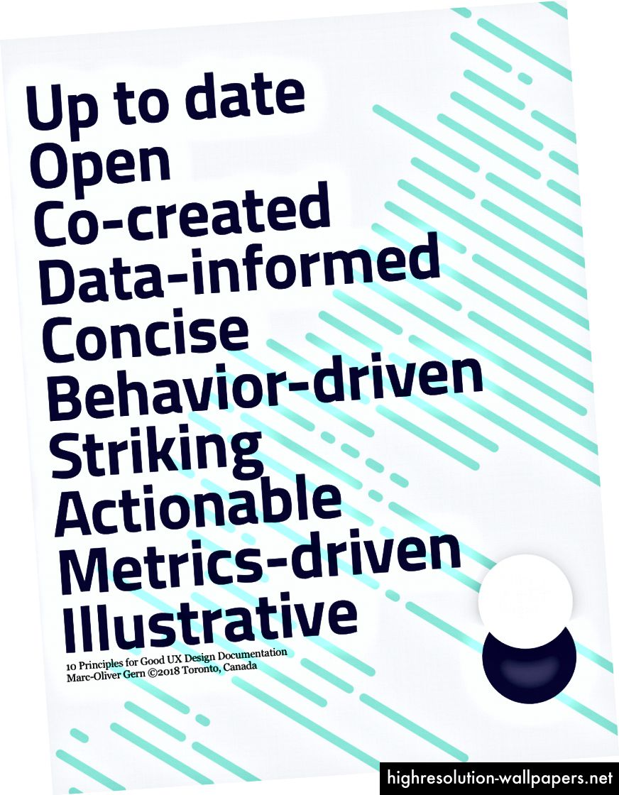 Scarica il poster con i 10 principi in PDF