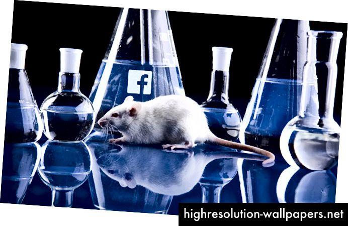 Facebook je koristio neurotičke mreže u nizu psiholoških eksperimenata na 689.003 korisnika.