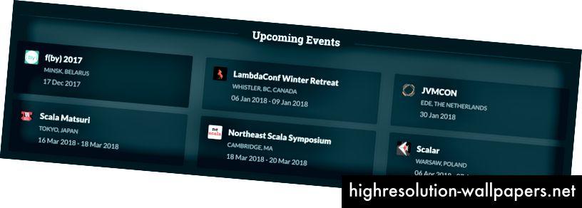 Dinamične oglasne jedinice za konferencije i događaje