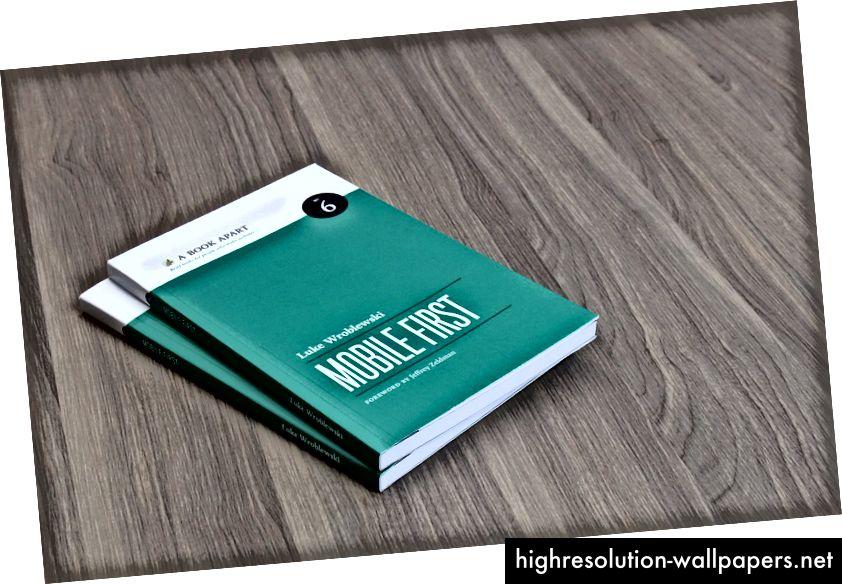 Mobile First, en bog af Luke Wroblewski