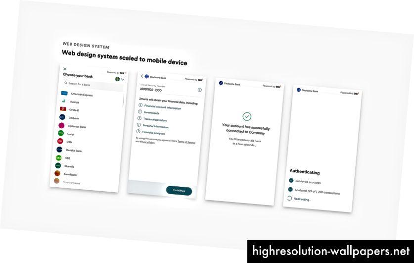 Tok provjere autentičnosti za povezivanje računa s korisnicima
