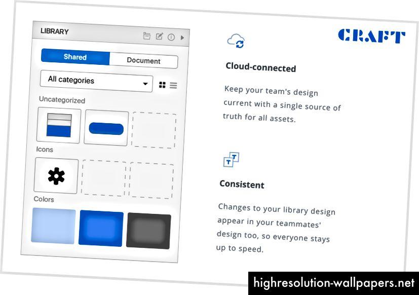 Complemento CRAFT (recopilar elementos reutilizables en el proyecto)