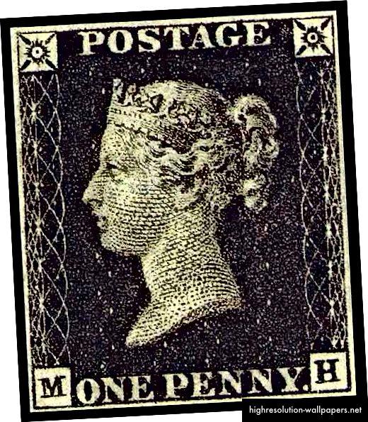 Φωτογραφία: Το Γενικό Ταχυδρομείο του Ηνωμένου Βασιλείου της Μεγάλης Βρετανίας και της Ιρλανδίας / Wikimedia Commons / public domain