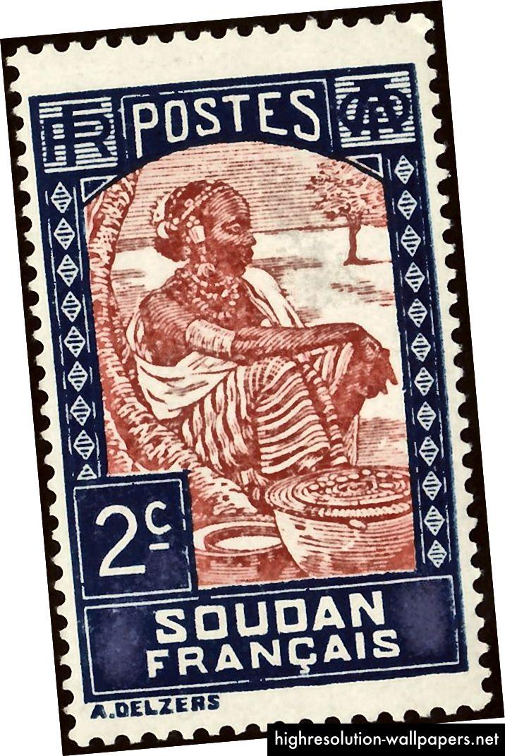 Φωτογραφίες: σαρωμένες από τον Stan Shebs / Wikimedia Commons / public domain; αποικιακή διοίκηση του γαλλικού Σουδάν / Commimedia Wikimedia / public domain