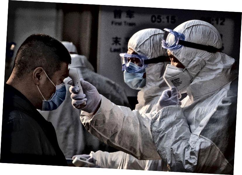 Coronavírus esetek az Egyesült Államokban