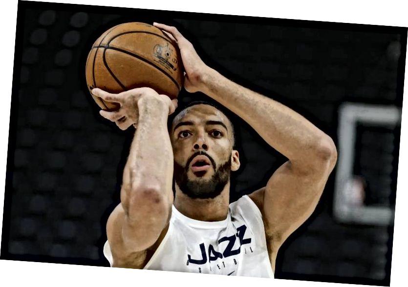 Rudy Golbert, NBA: n potilaan nolla (Bleacher-raportti)