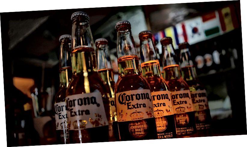 Corona sör. Udvariasság: Reuters