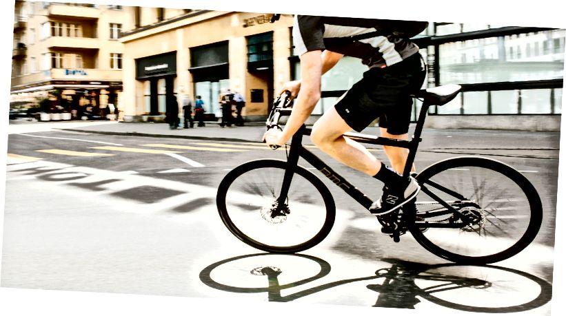 Ahora puede ser un buen momento para comenzar a viajar en bicicleta si aún no lo ha hecho.