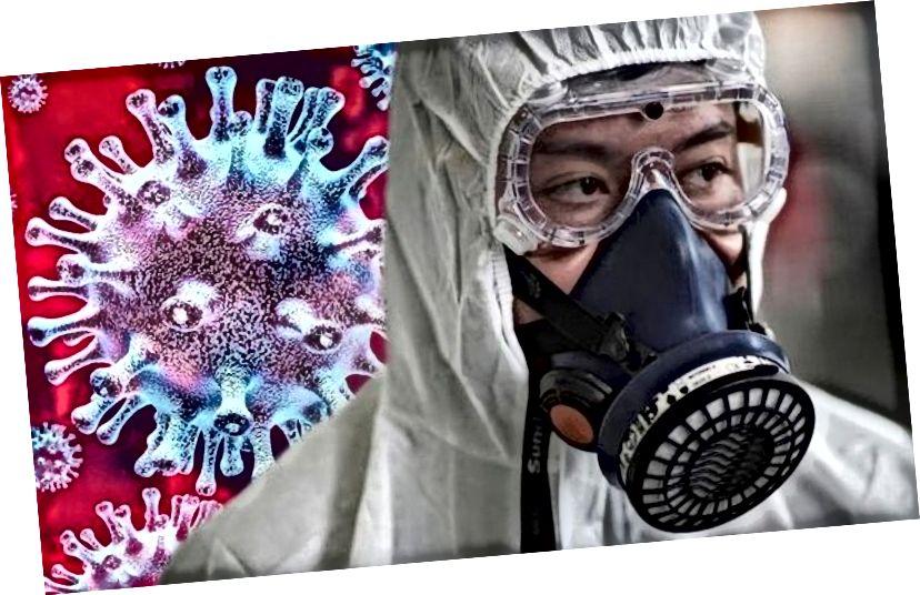 Conspiraciones sobre coronavirus que no debes creer