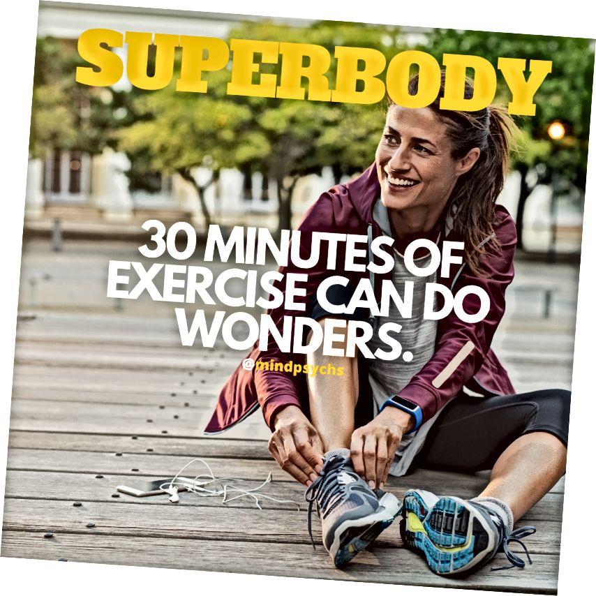 SuperBody - 30 minuuttia liikuntaa joka päivä