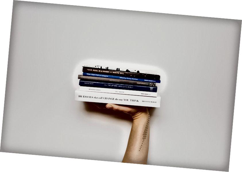 Լուսանկարը ՝ մտքի կատալոգ Unsplash- ի վրա