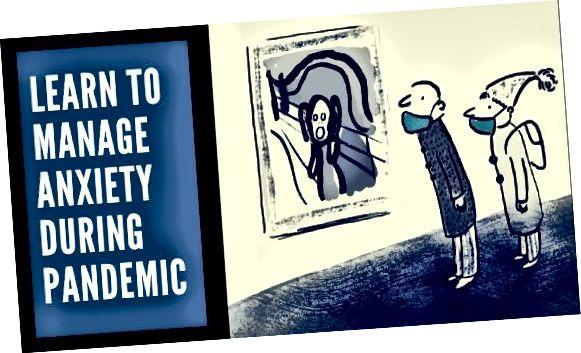 Научитесь управлять тревожностью во время пандемии