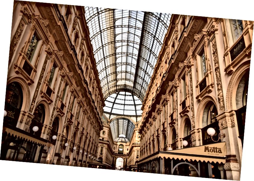 Galleria Vittorio Emanuele, Milano: kuvan laatija