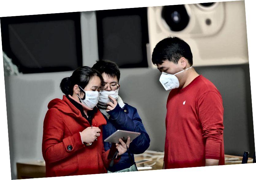 Kuva: Kiina / Barcroft Media Getty Images -sovelluksen kautta