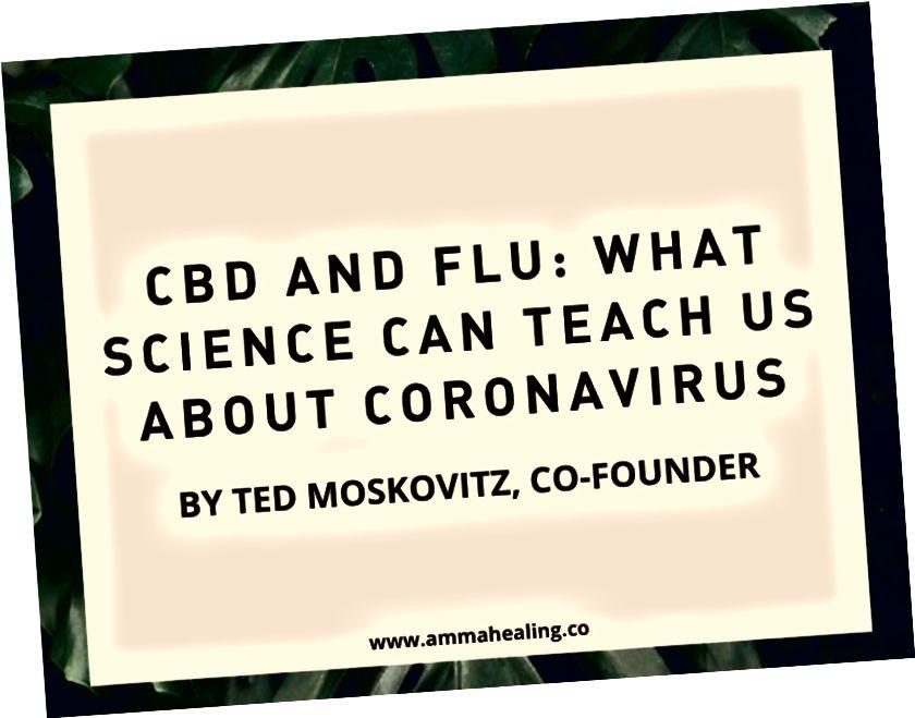 2020. március 11. - A Betegségkezelő Központok (CDC) 2020 március 11-ig több mint 121 országban a COVID-19 koronavírus-visszaigazolt eseteinek megerősített vészhelyzetét hirdetették ki. [1] Mindenki szeretné tudni, mennyire reális a fenyegetés. és hogyan lehet megelőzni és enyhíteni a légzőszervi betegségeket. A legújabb kutatások komoly indokot képviselnek a kannabinoidok, például a CBD, influenza elleni harcában, és ebben a cikkben megtudhatja, hogyan lehet ezeket felhasználni az influenza, például a koronavírus eseteinek tüneteinek leküzdésére.