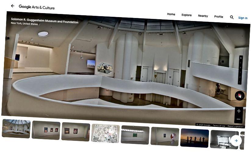 Kuva: Guggenheim Museum, New York, USA