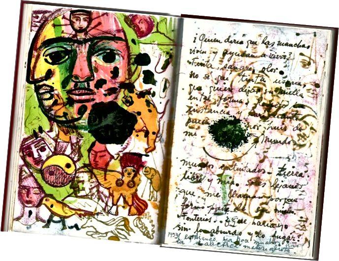 Diario personal de Frida Kahlo