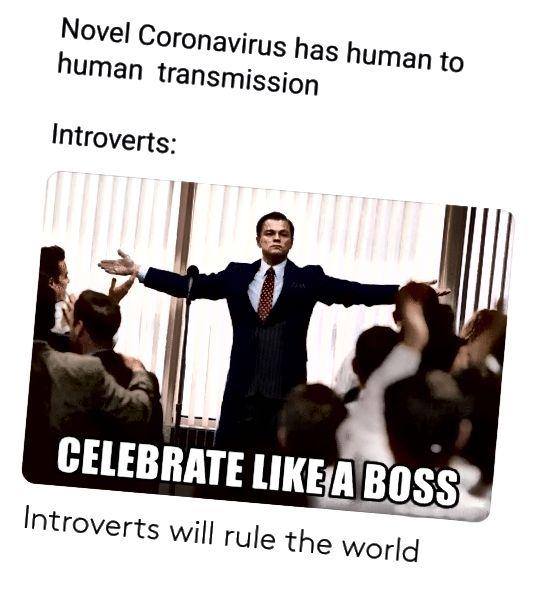 Η εποχή του Introvert έχει έρθει.