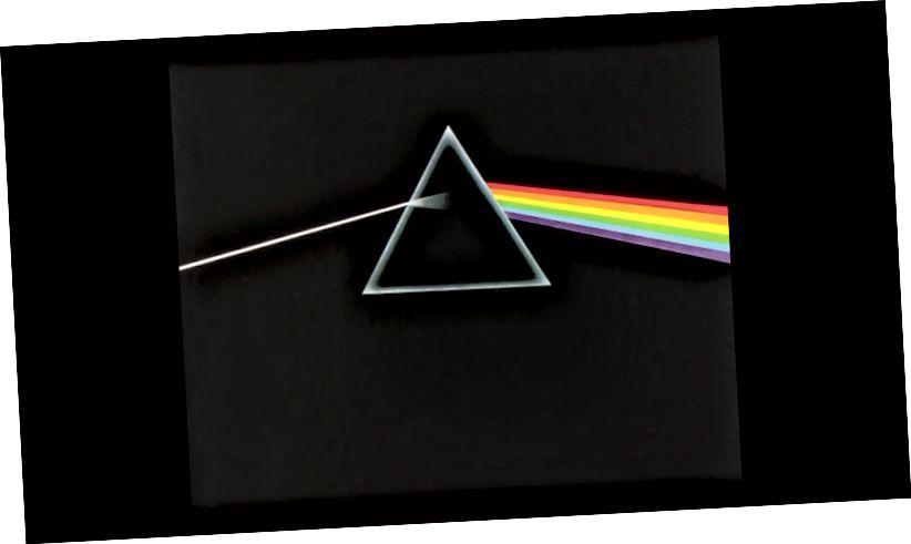 Vía YouTube: el gran álbum de Pink Floyd,