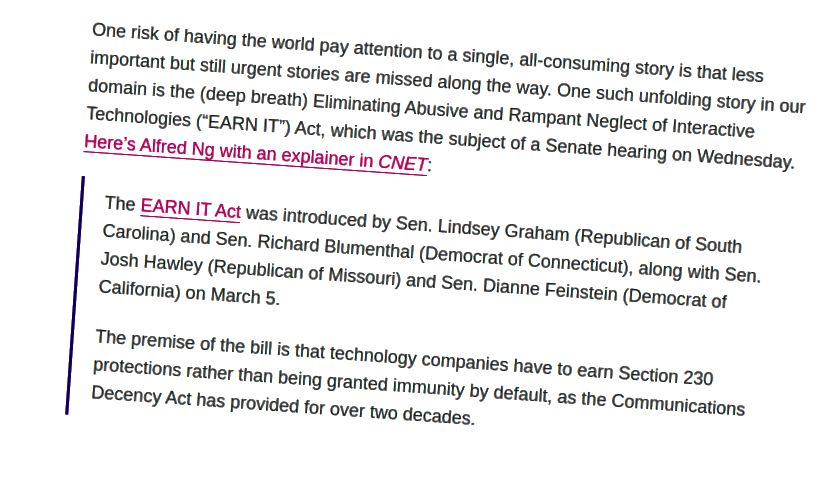 https://www.theverge.com/interface/2020/3/12/21174815/earn-it-act-encryption-killer-lindsay-graham-match-group