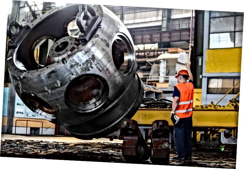 A kínai termelés megállása azonnali kockázatot jelentett a globális ellátási láncok számára. (Fotó: pexels.com)