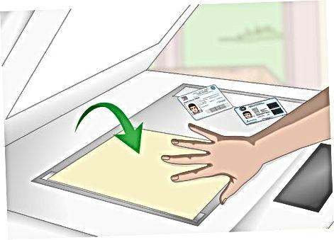 Получаване на необходимите документи за кандидати за първи път