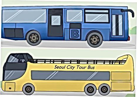 Avtobusda sayohat