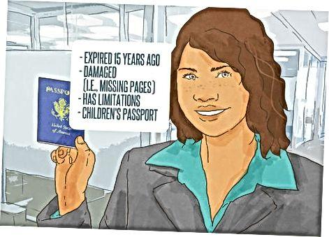 Yangi pasportni talab qilish