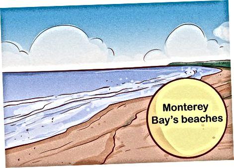 Истраживање залива: Монтереј и Кармел