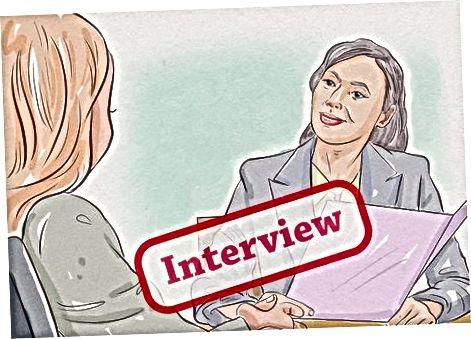 Посещавам вашето интервю