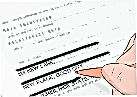 Добавяне на вашия нов адрес към паспорта ви