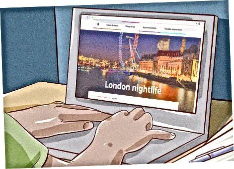 Londonni kashf qilish