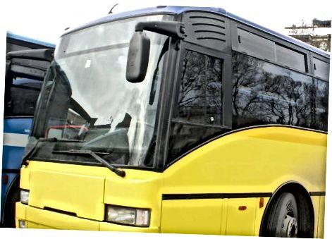 Poyezd, avtobus yoki boshqa variantlar