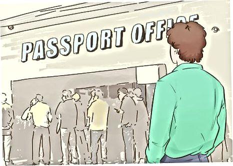 Кандидатстване за нов паспорт