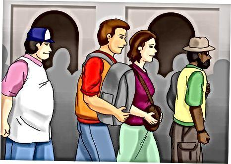 Осигуряване на вашата раница и багаж
