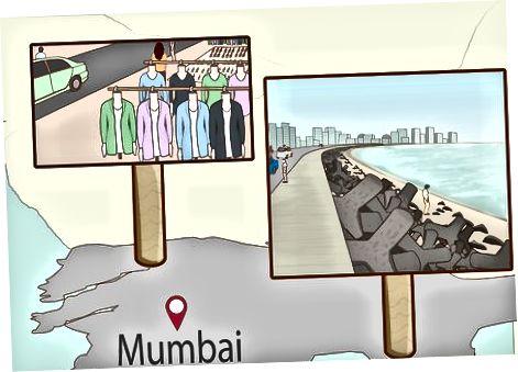 Избиране на градове за посещение