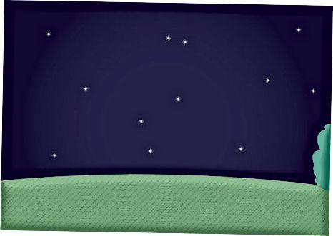 Навигација по звездама