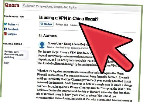 VPN's begrijpen